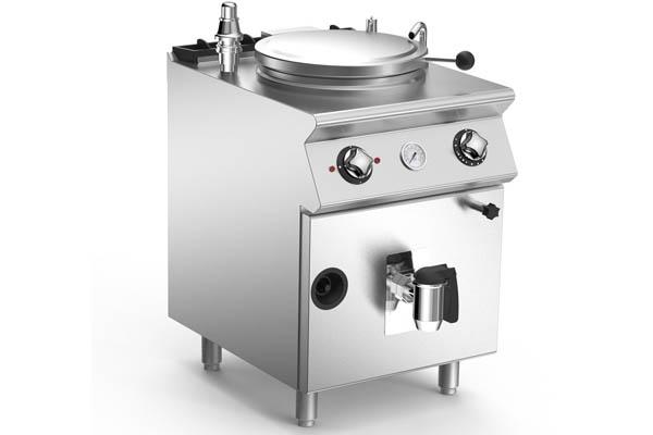 Moderner Kochkessel