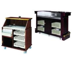 mobile bar bar getr nke gastro und hotelbedarf. Black Bedroom Furniture Sets. Home Design Ideas