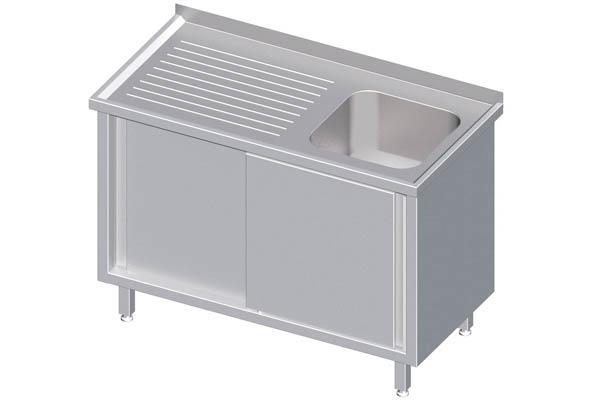 Spülschrank mit einem Becken