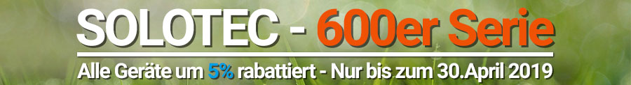 SOLOTEC 600er Serie