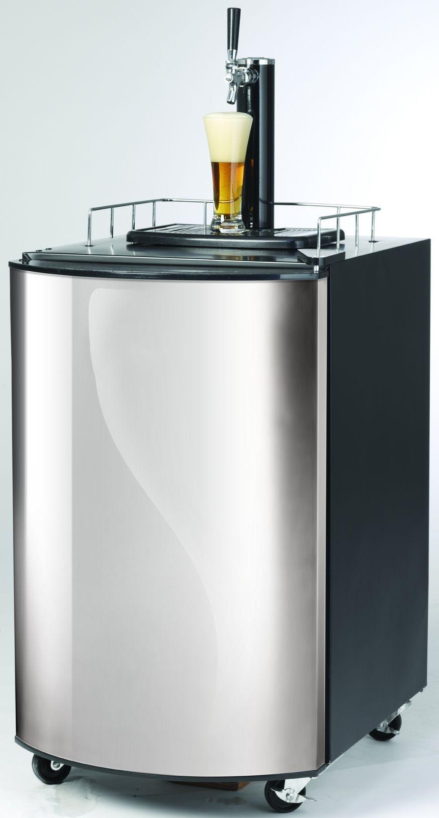 bierk hler 128 liter inkl zubeh r bierbar. Black Bedroom Furniture Sets. Home Design Ideas