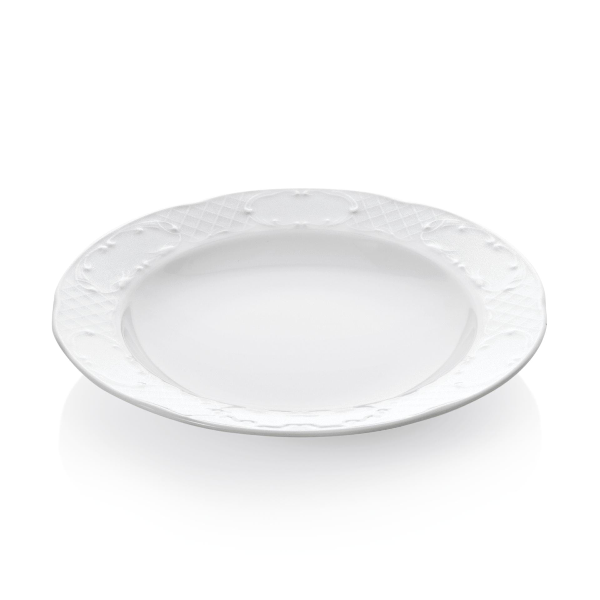 porzellan teller mit relief tief 22cm ganz einfach hier bestellen gastro billig gastronomie