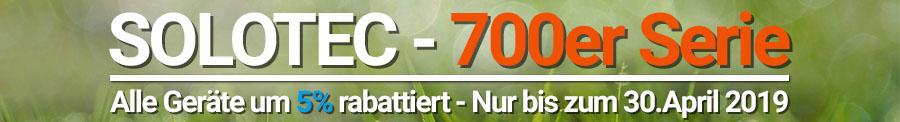 SOLOTEC 700er Serie